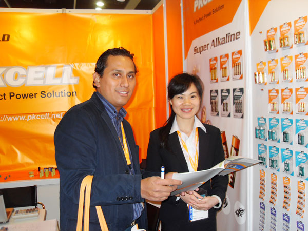 HK INT'L LIGHTING FAIR 2010 (Electronic Components CEAC)