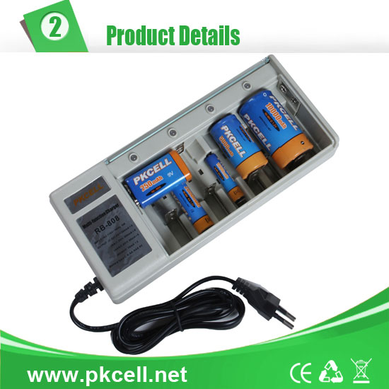 Standard Charger 8181