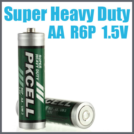 Dry battery Zinc Chloride Battery R6P