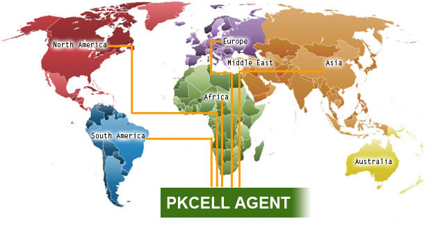 PKCELL agents
