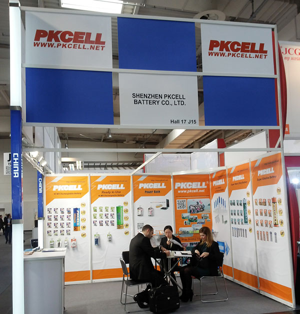 CeBIT Hannover Germany 2014 (in Germany)