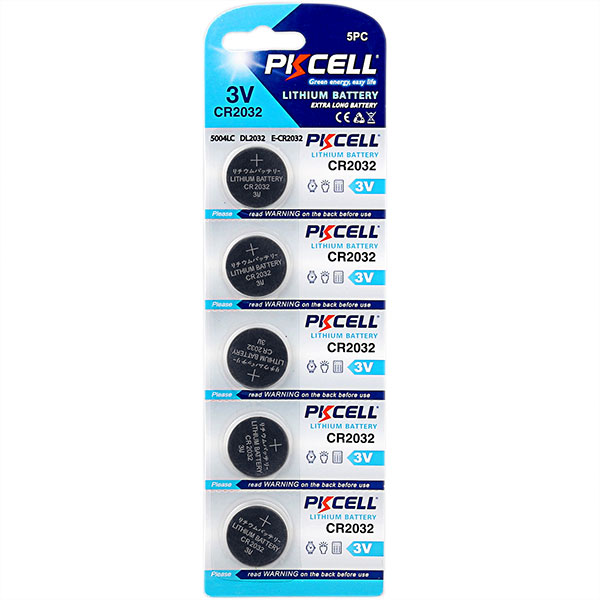 Lithium Button Cell CR2032
