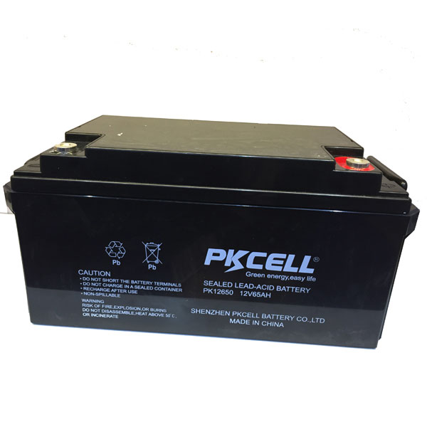 12v 65ah lead acid battery