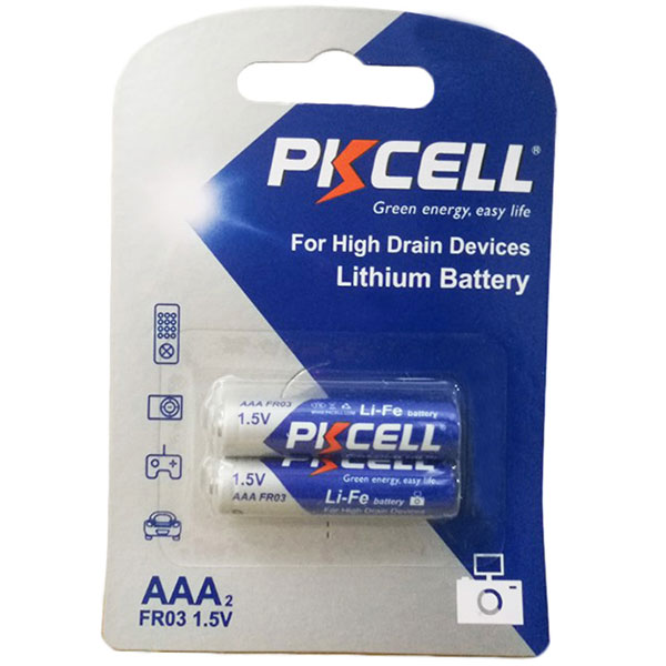 LiFe FR03 Non-rechargeable Lithium battery